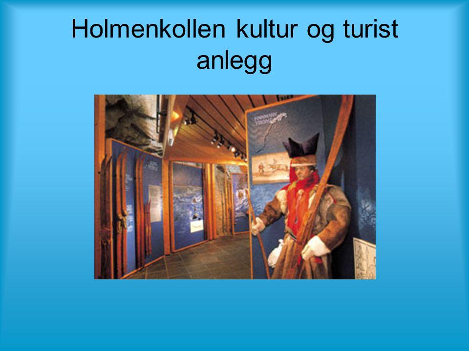 Holmenkollen kultur og turist anlegg