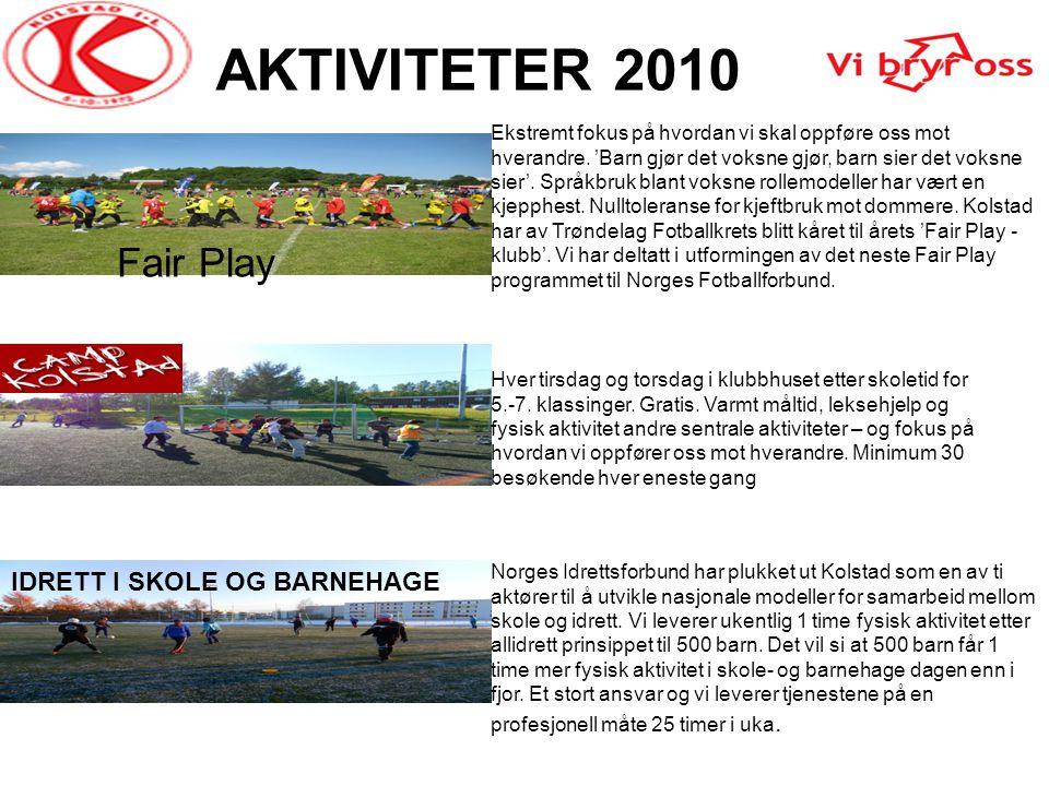 AKTIVITETER 2010 27.-29.