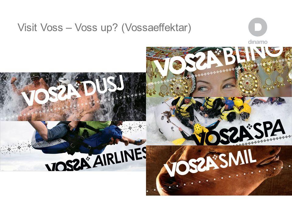 Visit Voss – Voss up? (Vossaeffektar)