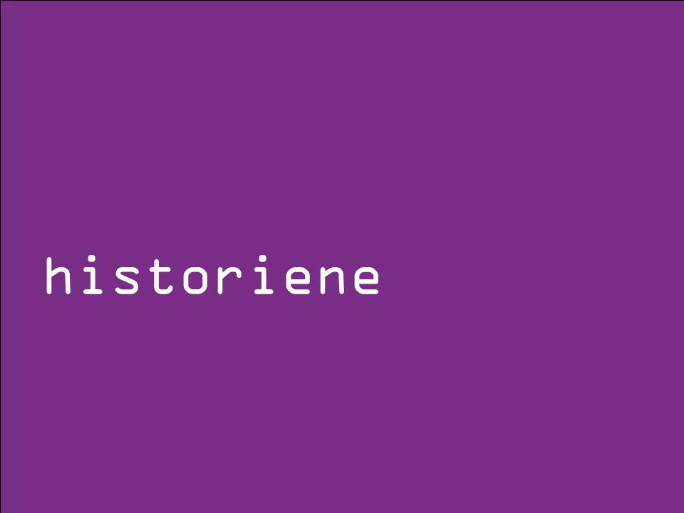 historiene