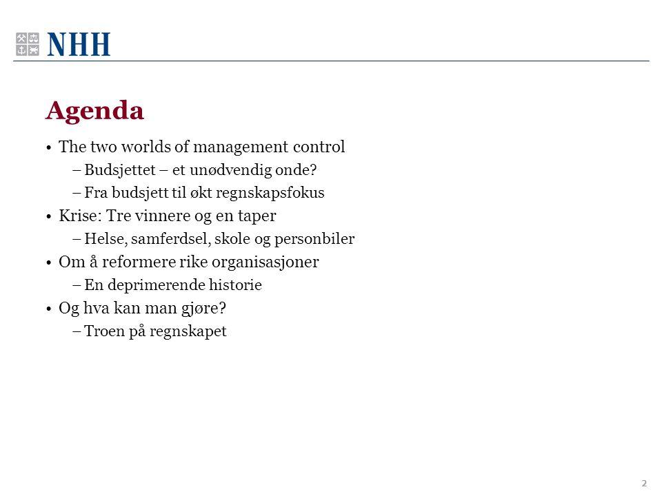 Men den egentlige vinneren er: 13 Aftenposten 19. mai 2009