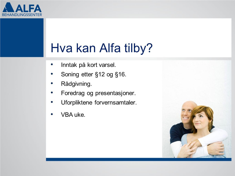 Alfa i næringslivet.• Råd og veiledning for bedrifter og offentlige virksomheter.