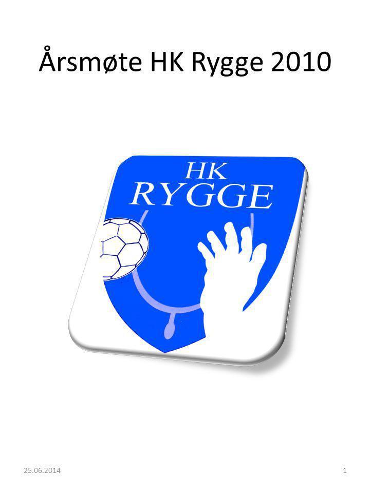 Årsmøte HK Rygge 2010 25.06.20141