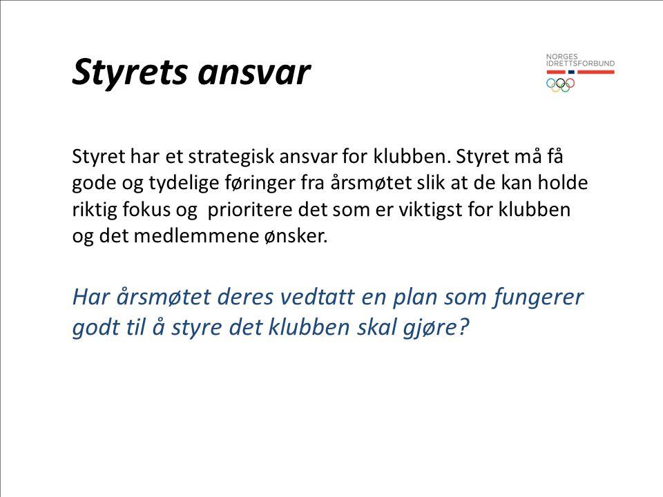 Virksomhetsplan vs organisasjonsplan Snakker vi om den samme planen?