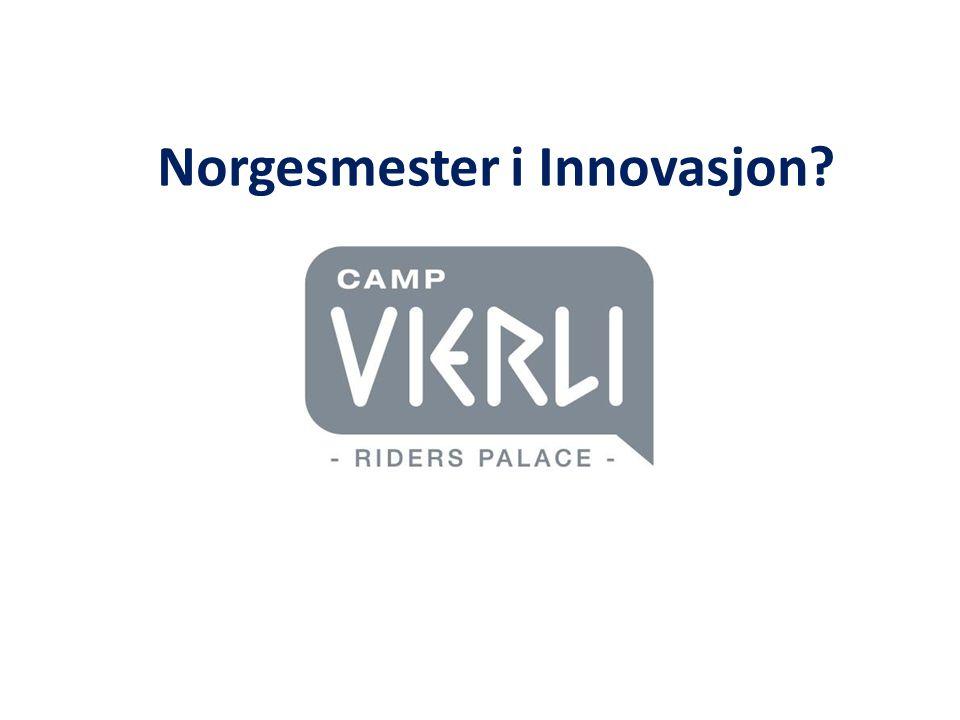 Norgesmester i Innovasjon?