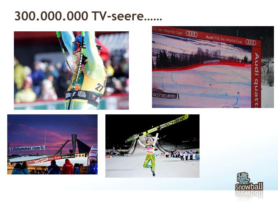 300.000.000 TV-seere……