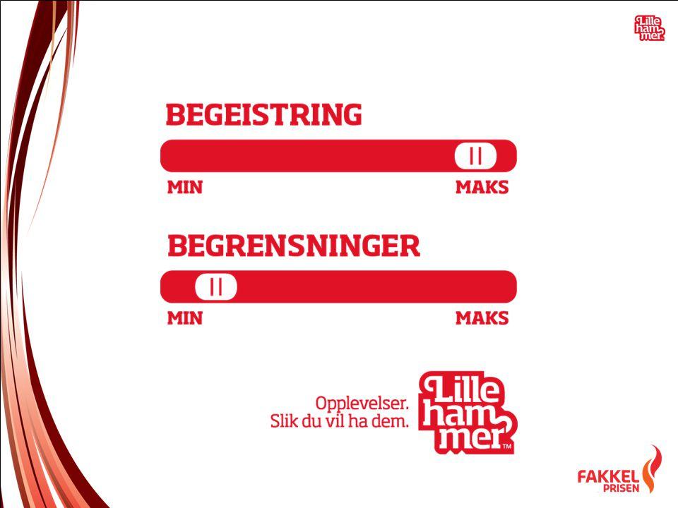 Markedsaktiviteter • Fakkeltog fra sentrum til Håkons Hall • Vi brenner for Lillehammer • Morsdagsbillett søndag 12.