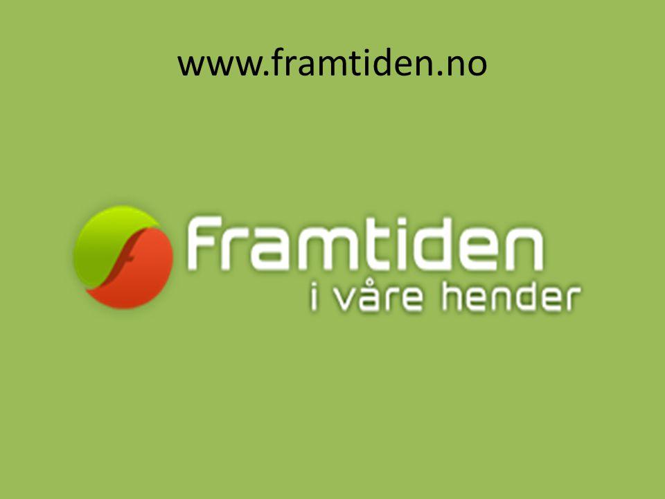 www.framtiden.no