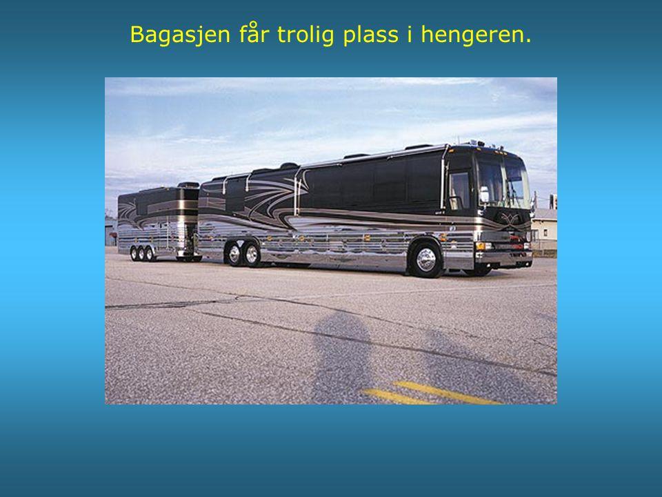 Problemet er bare at vi må reise i buss til havna…
