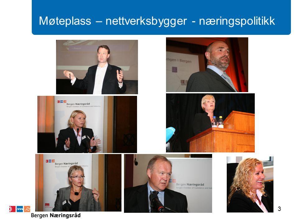 Møteplass – nettverksbygger - næringspolitikk 3