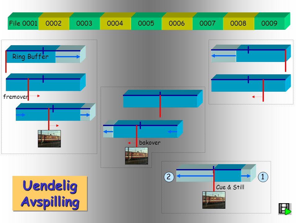 File 000100020003000400050006000700080009 Cue & Still 12 bakover Uendelig Avspilling Ring Buffer fremover