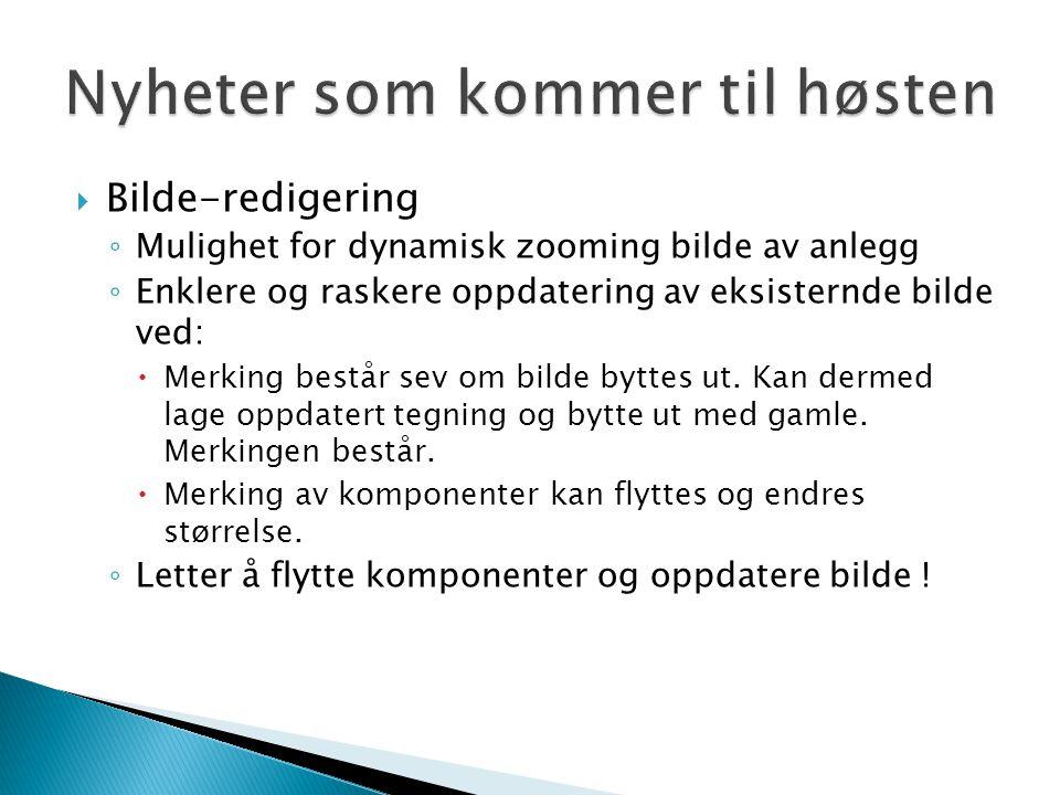  Kontakt person for spørsmål og veiledning: ◦ Harald Tronstad ◦ Mob.