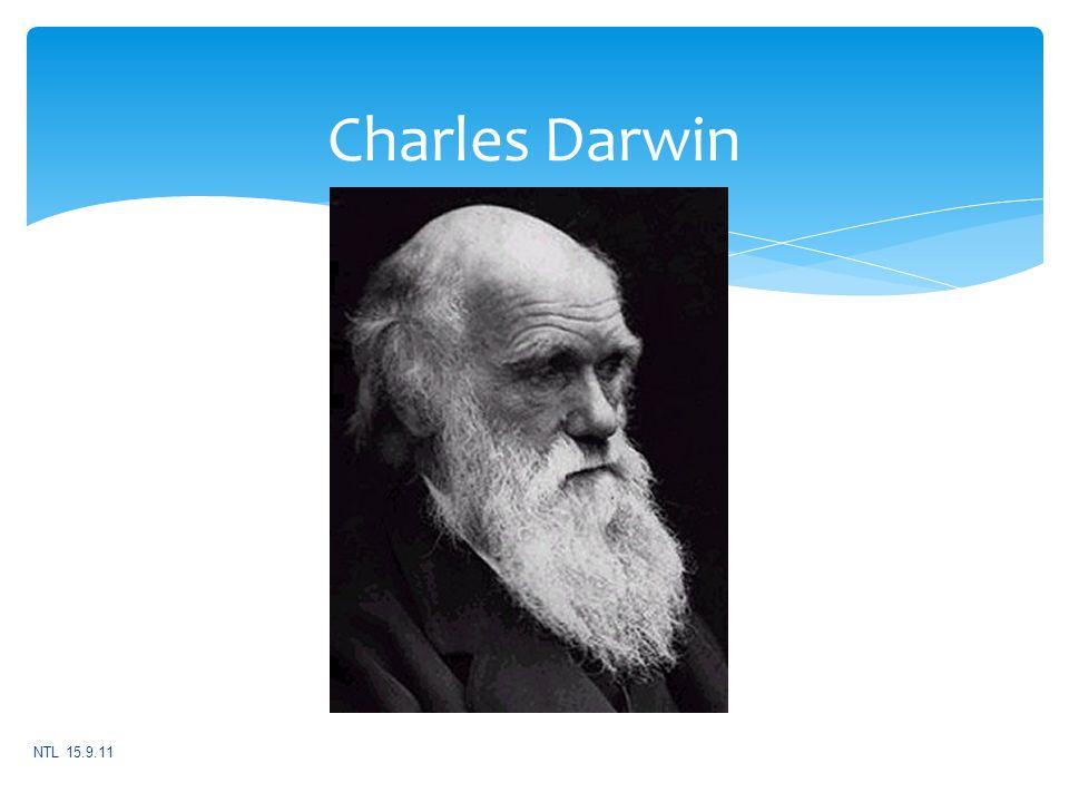 Charles Darwin NTL 15.9.11