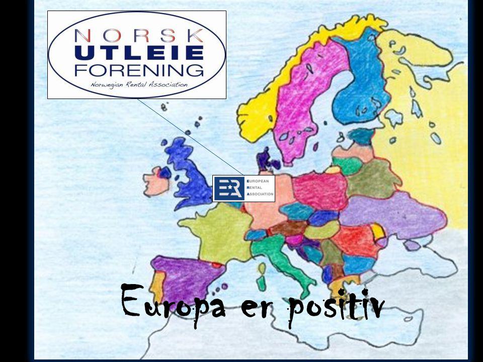 12 Europa er positiv