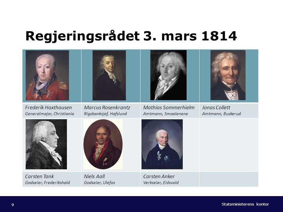 Statsministerens kontor Norsk mal: Tekst med kulepunkter - 1 vertikalt bilde Tips bilde: For best oppløsning anbefales jpg og png- format.