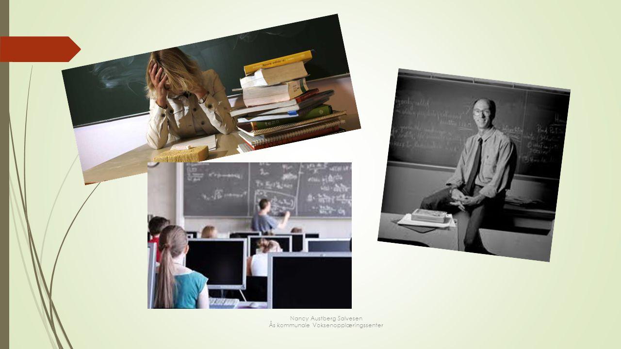 Nancy Austberg Salvesen Ås kommunale Voksenopplæringssenter
