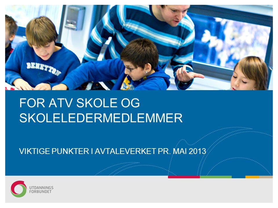 INNHOLD Innledning - prinsipp i Hovedavtalen (bilde 3) A.Hovedtariffavtalen inkl.