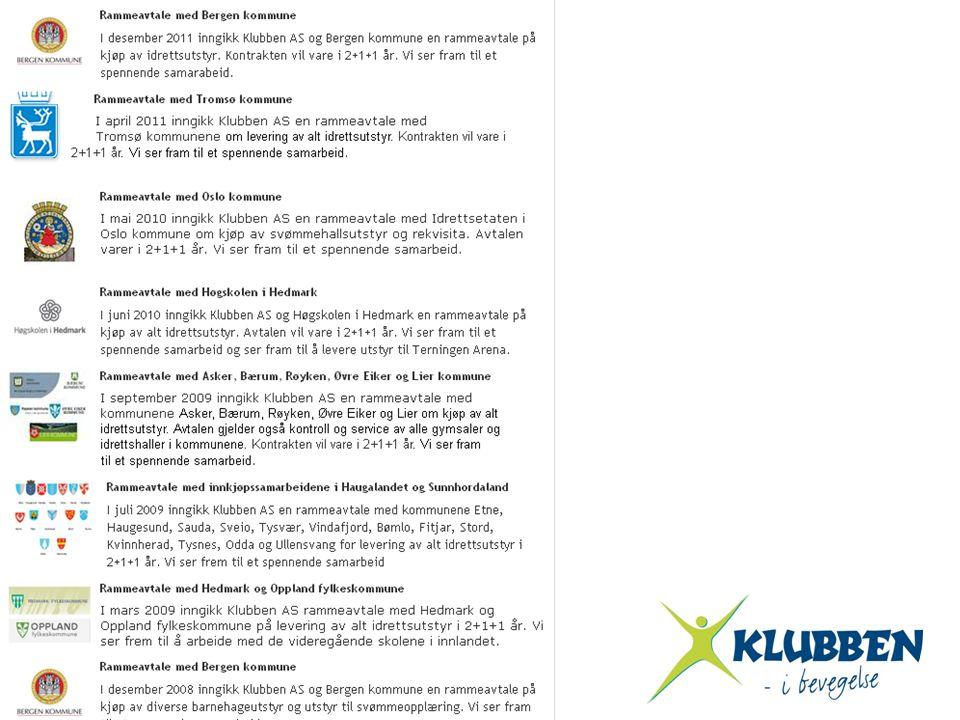 • Nøkkelinformasjon (synonymer) – ulike varianter av produktnavnet ( eks.