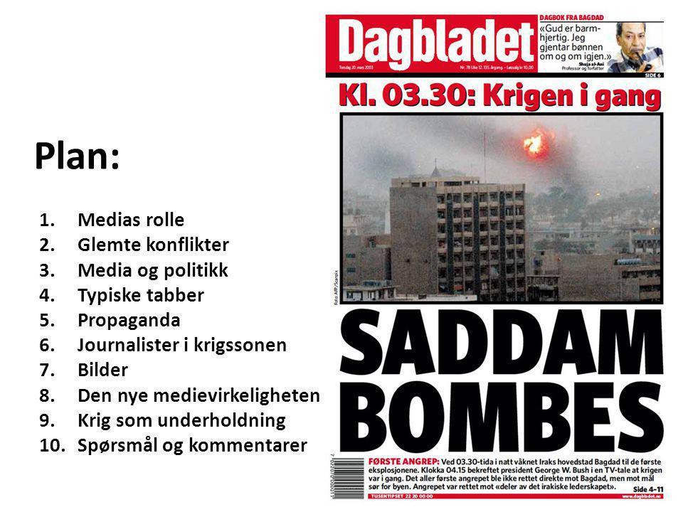  Propaganda og krigføring  2.