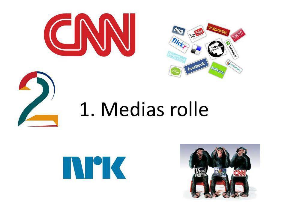  Journalister i krig • Kan avdekke overgrep/rapporterer • Irak • Journalister som sivile.