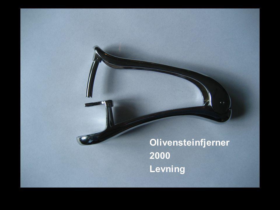 Olivensteinfjerner 2000 Levning