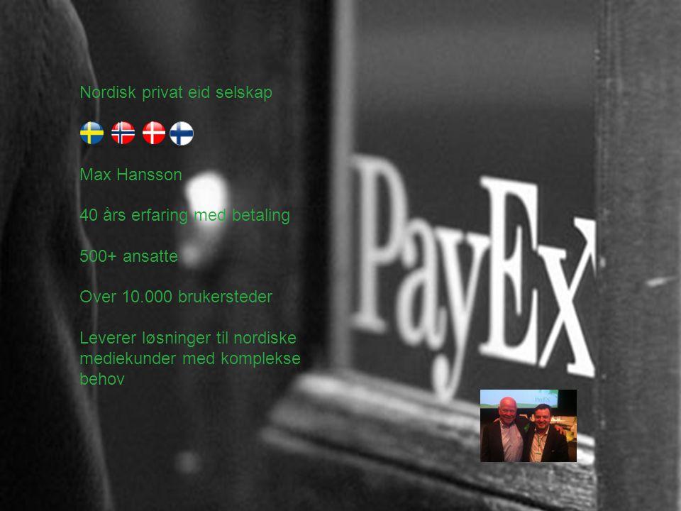 9/19/11 Webbdagarna 2011 | Betala med mobilen | Copyright 2011 PayEx Leve eller dø – er betalingsløsningene så viktige .