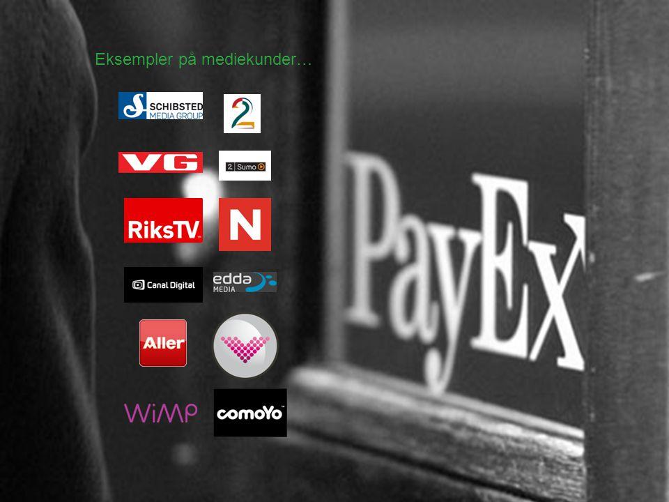 9/19/11 Webbdagarna 2011 | Betala med mobilen | Copyright 2011 PayEx Betalingsverden er i endring…
