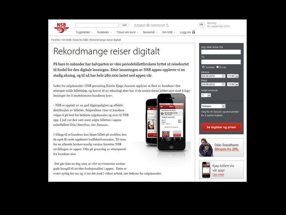 9/19/11 Webbdagarna 2011 | Betala med mobilen | Copyright 2011 PayEx Senker terskelen for betaling Flere betalingsvalg på nettsiden Bruker betalingsteknologi som er tilgjengelig Bruker rådgivere som har erfaring med betaling