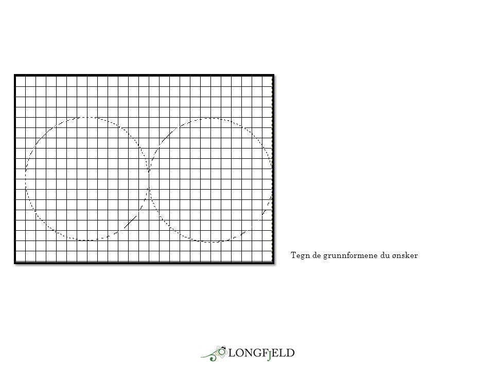 Åpne et nytt bilde i størrelse 1500 x 1500. Lag deretter et nytt transparent lag i samme størrelse