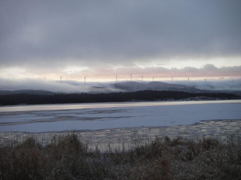 Hundhammerfjellet vindmøllepark –