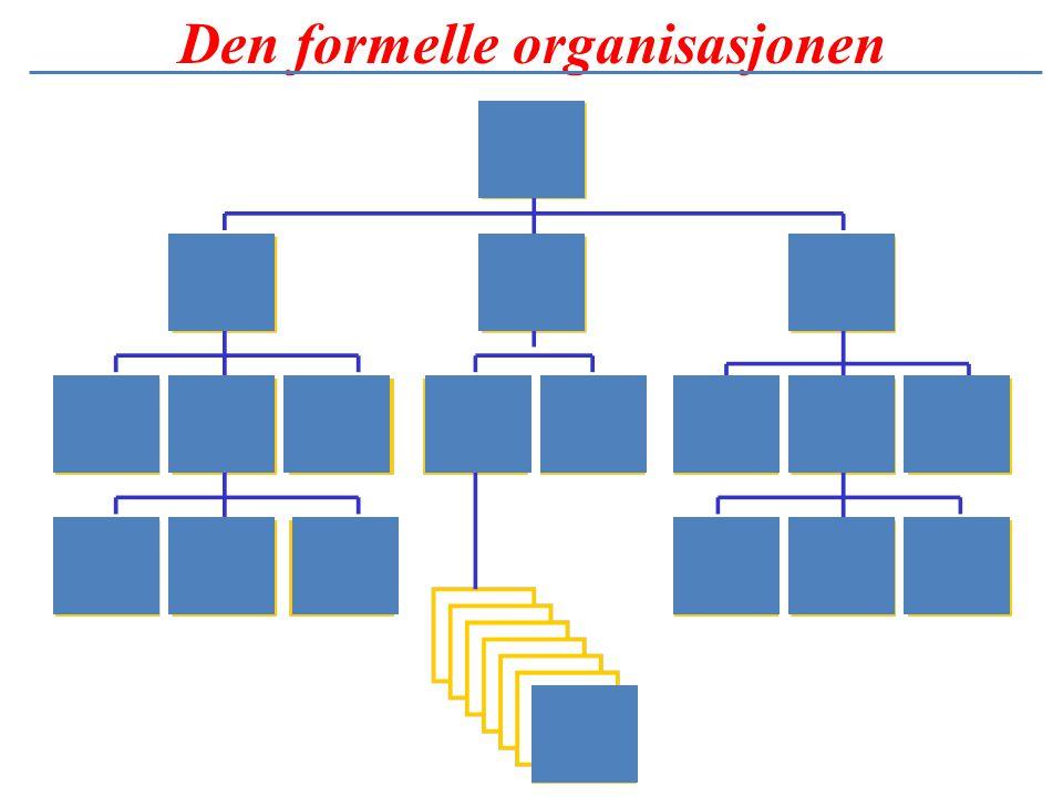 Den naturlige organisasjonen FORCE MAJEURE FOCUS