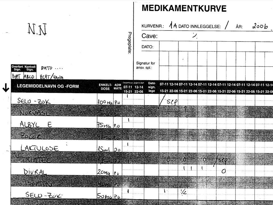Pasientflyt og klinisk beslutningsstøtte – HELSE BERGEN HF – 28.04.2011