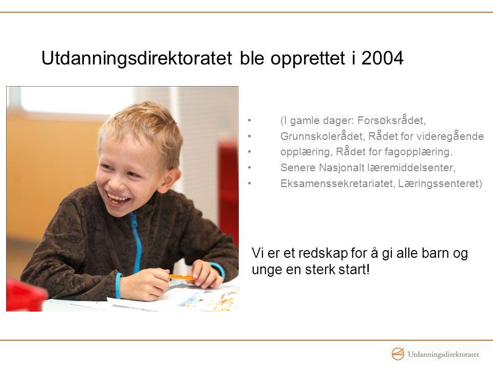 Thomas Nordahl Utvikling i spesialundervisning
