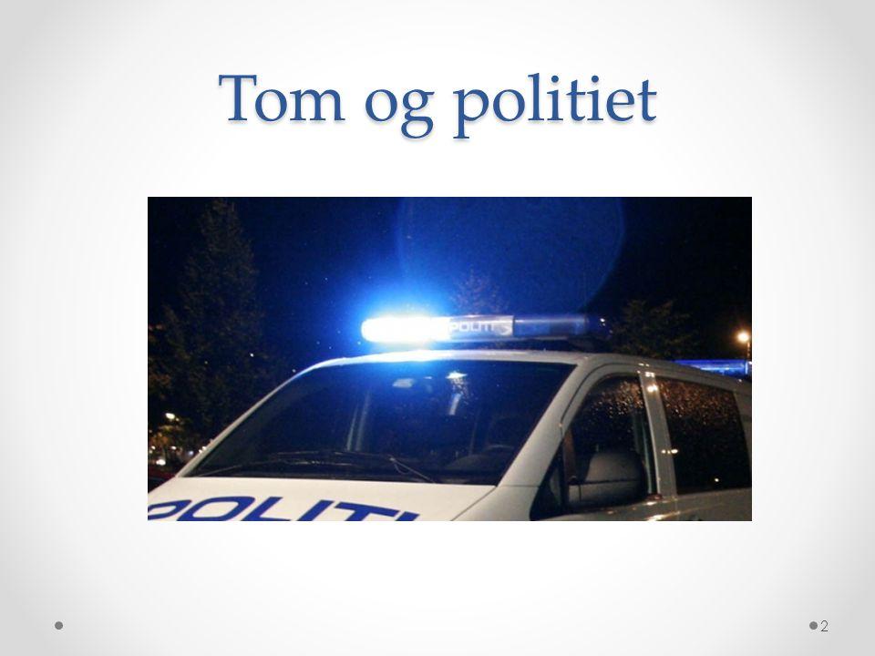 Tom og politiet 2