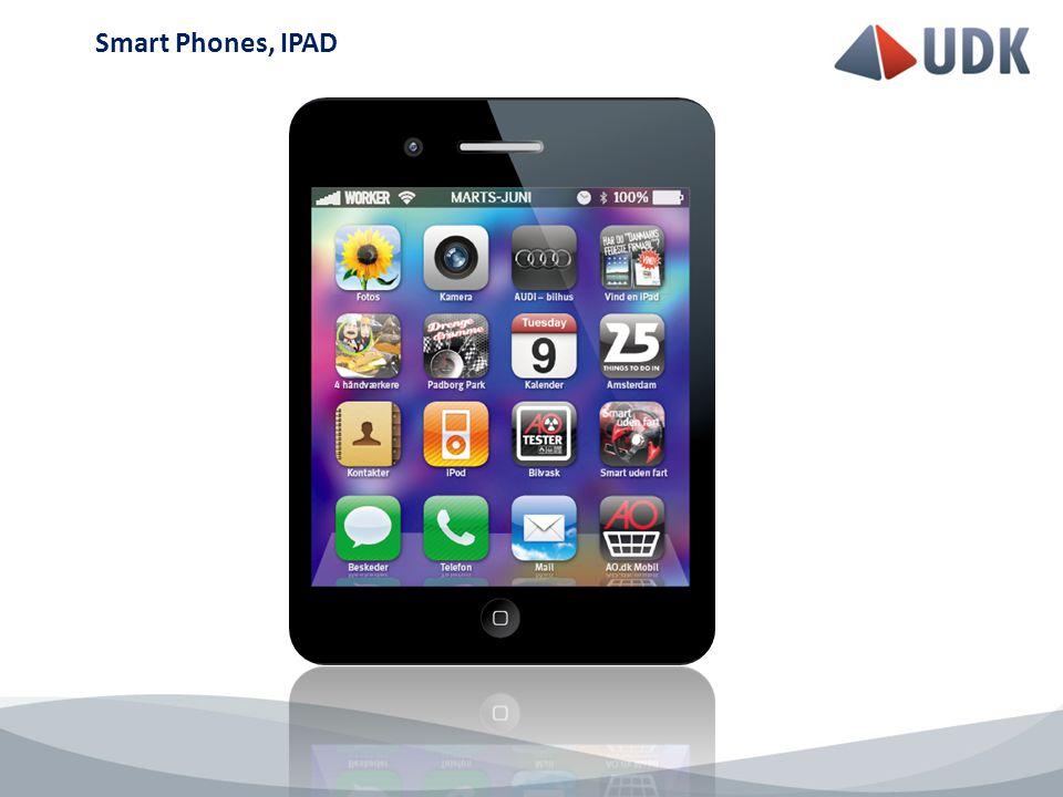 Smart Phones, IPAD