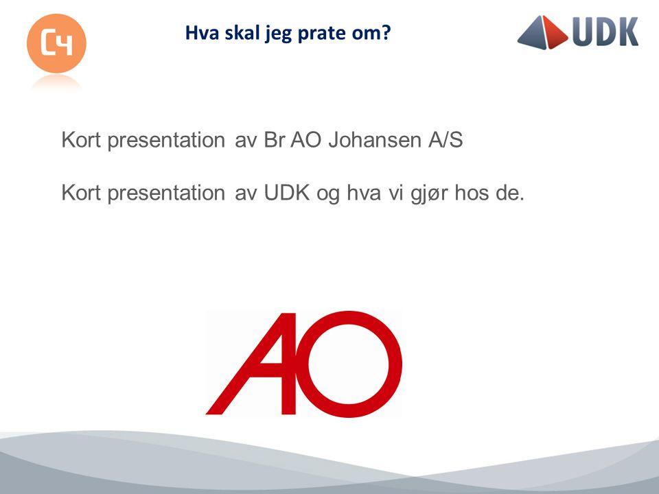Hvem er AO.