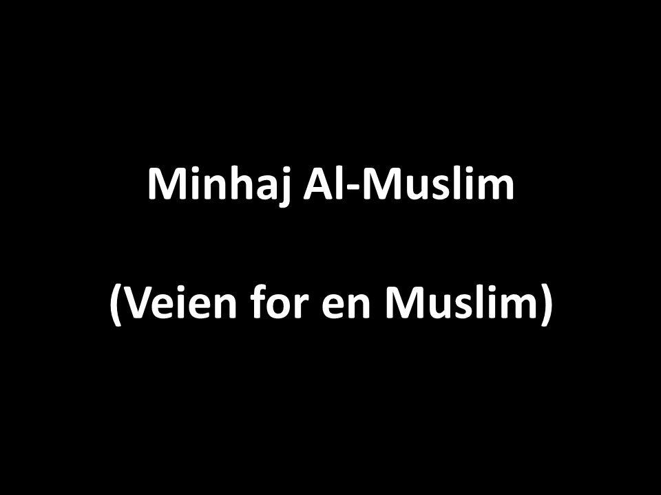 Troen på den Siste Dagen/Dommedagen Muslimen tror at det kommer til å bli en Siste Time som fører til slutten på dette jordiske livet, og at det vil bli en Siste Dag hvoretter det blir ingen andre dager.