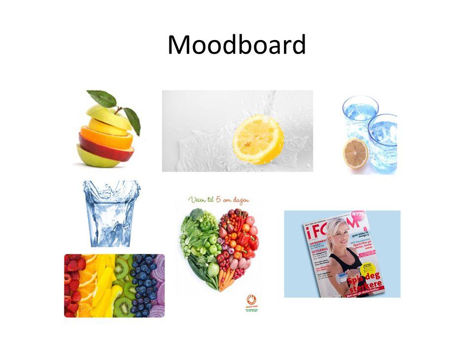 Oppgave • Frukt/Vann • Kampanje • Kostholdsvaner • produktfoto • Bildeserie, 5-10 bilder • portrett Kampanjen er støttet av: opplysningskontoret for frukt og grønt og Norges bodelag.