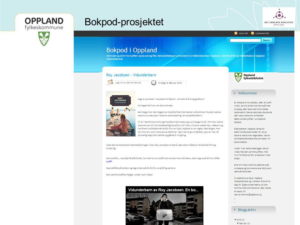 Bokpod-prosjektet
