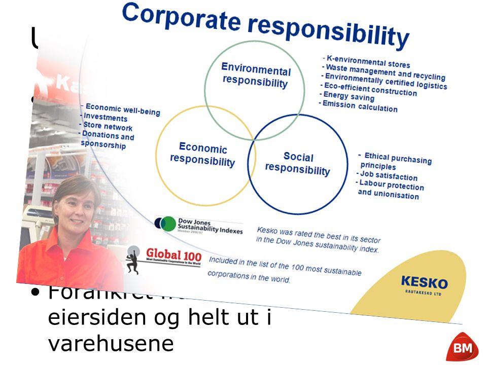 Copyright © 2008 Byggmakker Norge AS Utvikling i miljøtenkingen •God miljøprofil er god langsiktig forretningsfilosofi •Reflekteres i ressurbruk - Ded