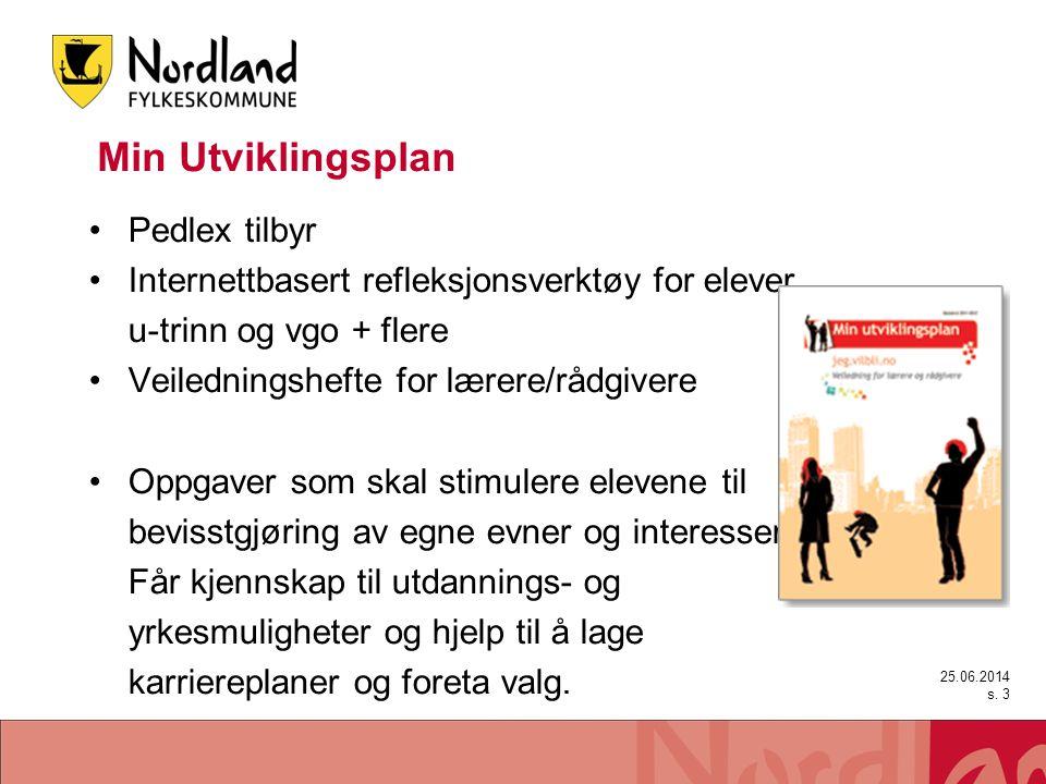 Nasjonal enhet for karriereveiledning, Vox •Kompetanse og kvalitet i veiledningen.