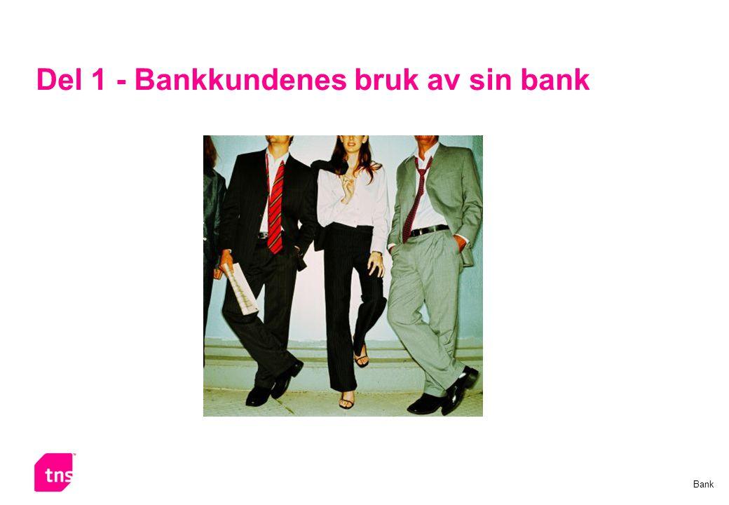 Del 4 - Evaluering av kunderelasjonen Bank