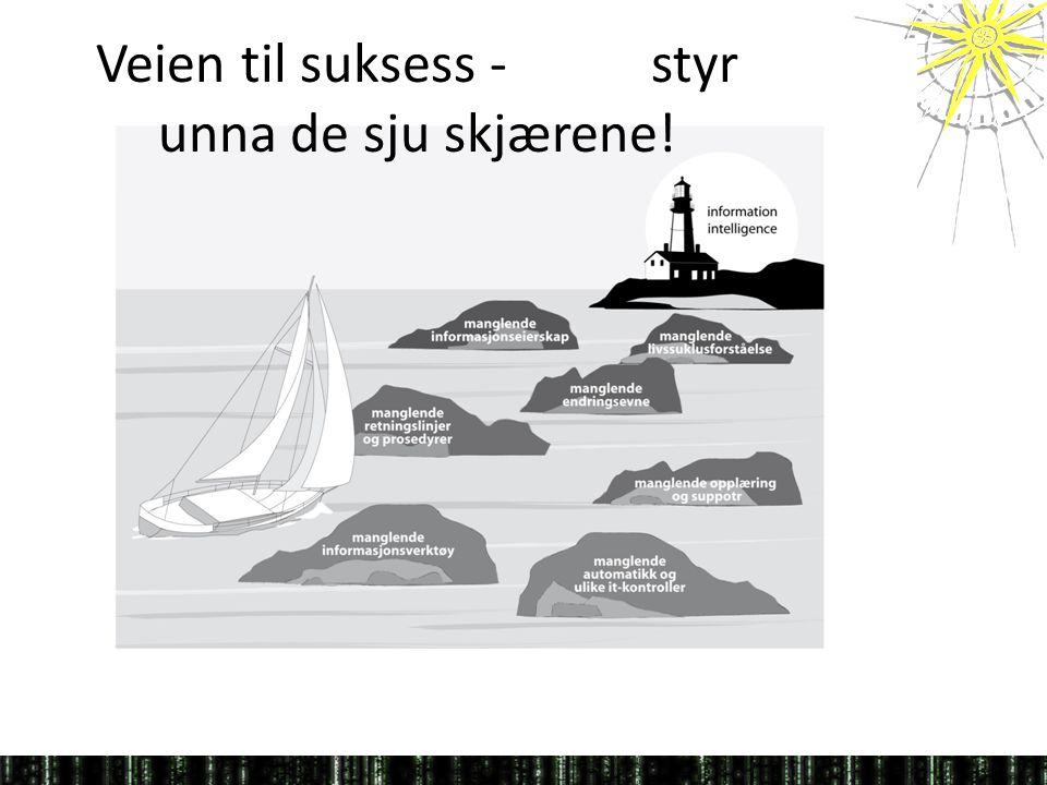 Veien til suksess - styr unna de sju skjærene!