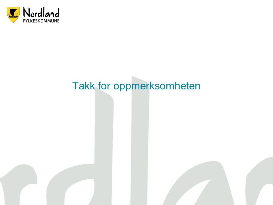 14 Veien videre (hvis vi får bevilgninger) •Få på plass en finansieringsmodell/koordinering bygging av stamfiber gjennom Nordland •Videre regional/kom