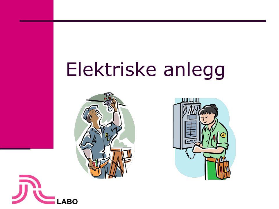 For mer informasjon om el.sikkerhet:  Ta kontakt med en registrert el.