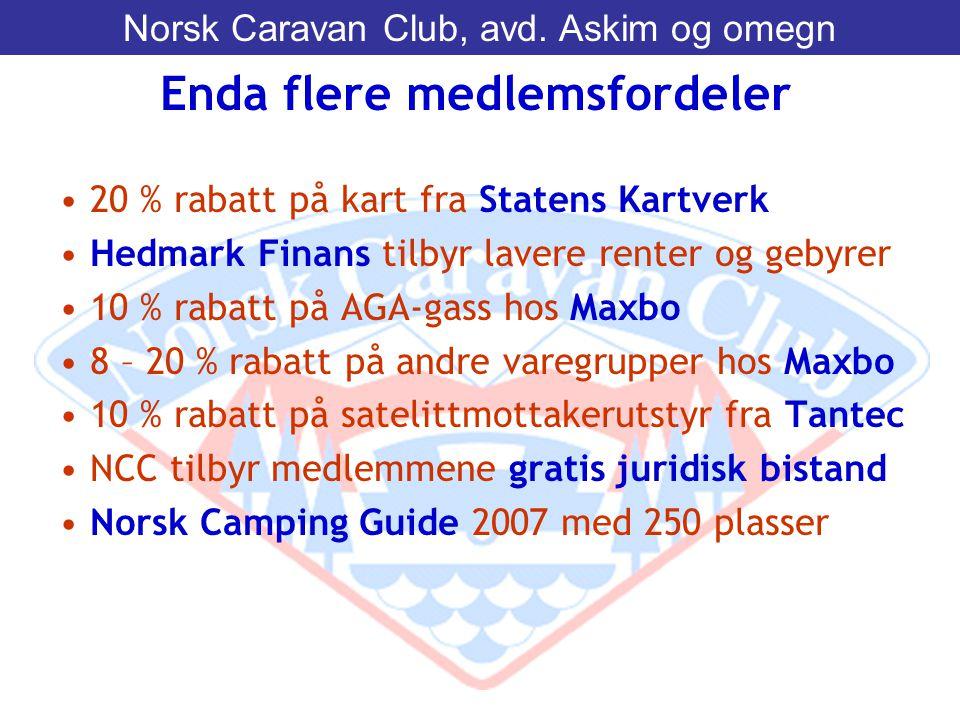 • 20 % rabatt på kart fra Statens Kartverk • Hedmark Finans tilbyr lavere renter og gebyrer • 10 % rabatt på AGA-gass hos Maxbo • 8 – 20 % rabatt på a