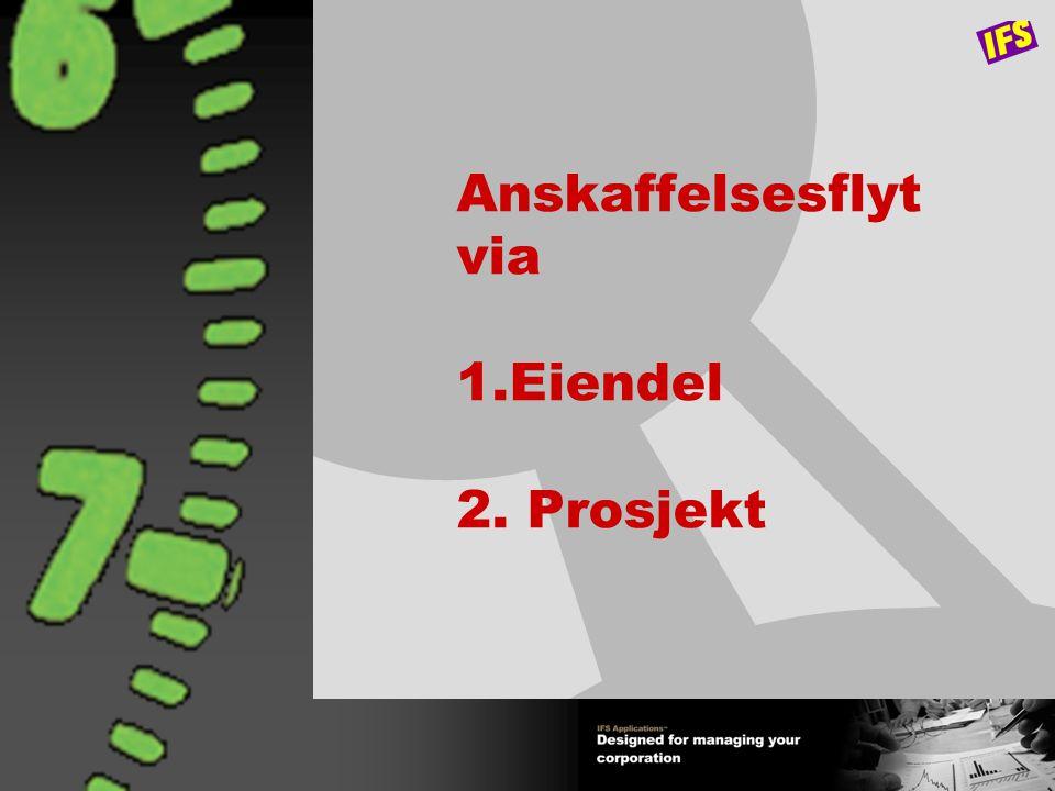 46 Enkam - Avgjør i selskapsoppsett hvilken løsning som skal kjøres.
