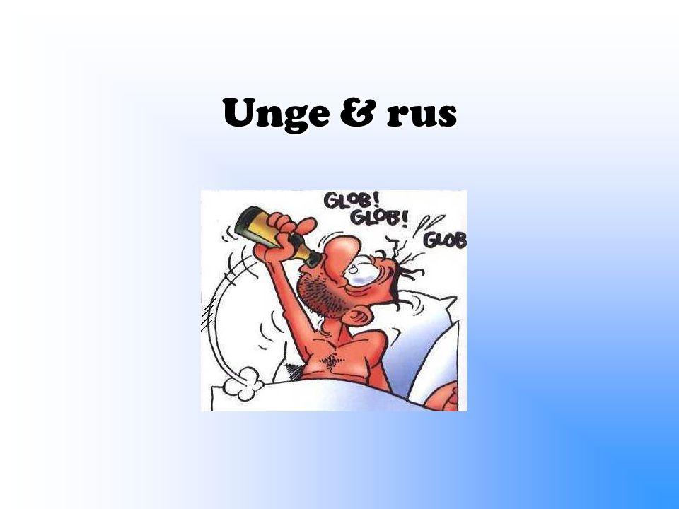 Alkohol •Alkohol er det vanligste rusmiddelet i Europa og er både skadelig for helsen og påvirker kroppen på mange negative måter.