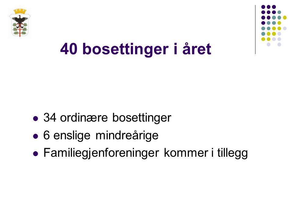 Bosetting av enslige mindreårige i 2009  Hamar kommunestyre fattet vedtak om bosetting av 10 enslige mindreårige i september 2009.