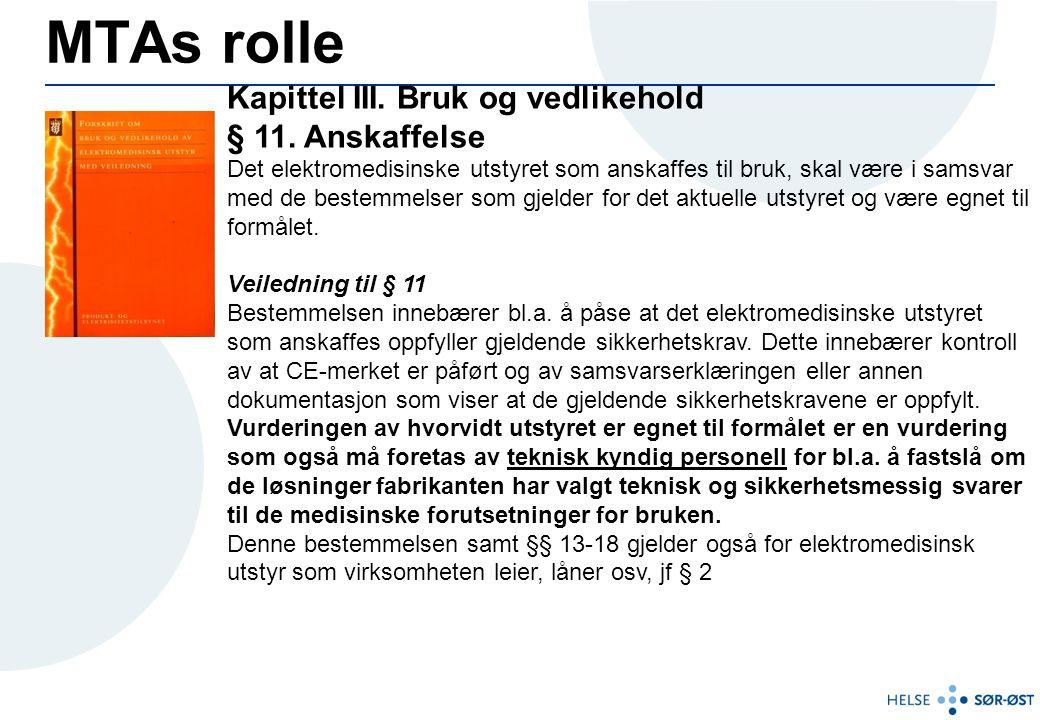  RHs analyse av interne tjenester og organisering før ISE- dannelse (høst 2001), Hartmark.